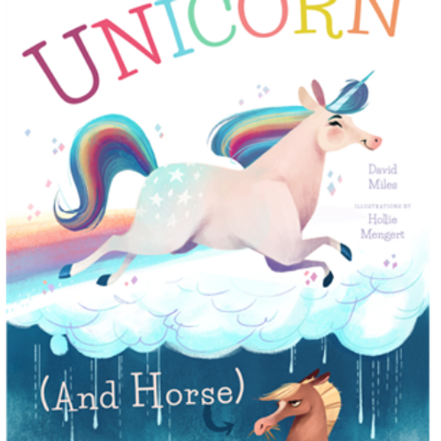 Unicorn and Horse Picture Book