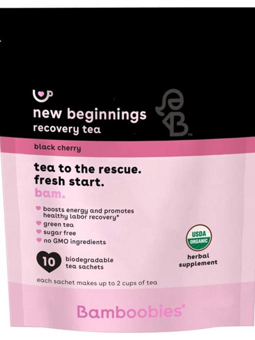 New Beginnings Recovery Tea   Black Cherry
