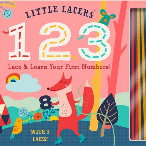 Little Lacer 123 | Activity Book