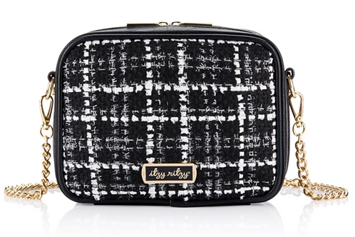 The Kelly Double Take Crossbody Diaper Bag