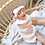 Thumbnail: Starter Swaddle | Legs In/Out | Clustered Flower