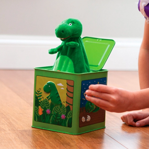 Jack-in-the-Box T-Rex