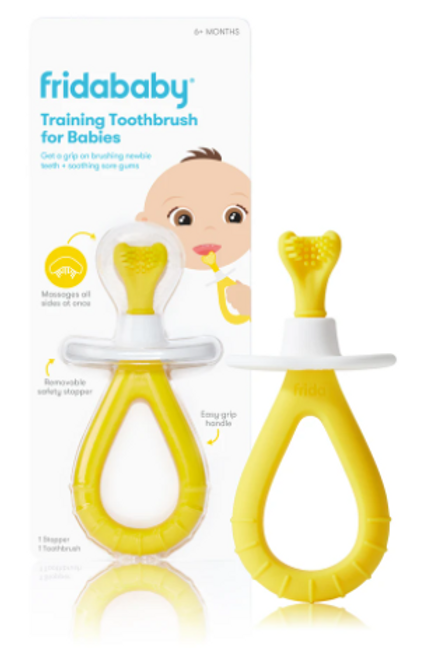 FridaBaby Training Toothbrush for Babies