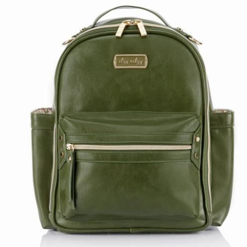 Itzy Mini Backpack - Olive