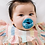 Thumbnail: Sweetie Soother Pacifier | Blue Arrows
