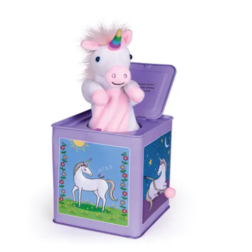 Jack-in-the-Box Unicorn