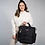 Thumbnail: Dream Convertible Diaper Bag   Midnight Black