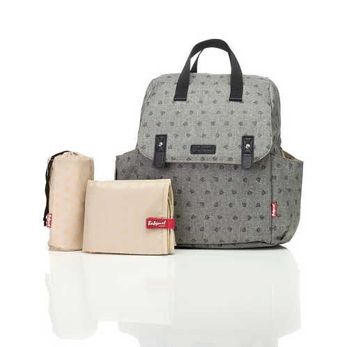 """The """"Robyn"""" Babymel Diaper Bag Backpack 