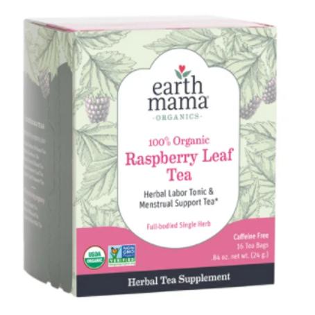 Raspberry Leaf Tea | Earth Mama