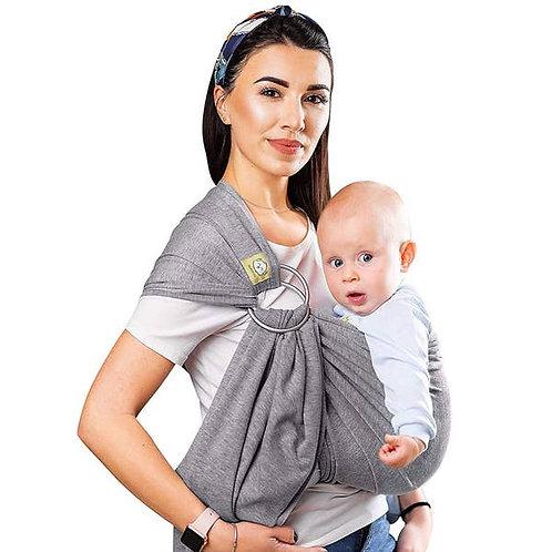 Kea Babies Baby Wrap Ring Sling - Classic Gray