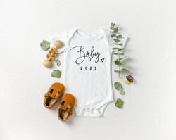 Baby 2021 Onesie