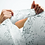 Thumbnail: Side Sleeper Pregnancy Pillow   Gray Falling Leaves