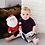 Thumbnail: Pearhead Santa Toy & Christmas Book Gift Set