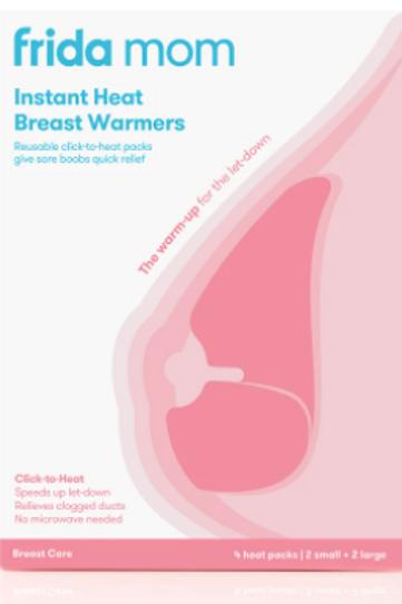Instant Heat Breast Warmers