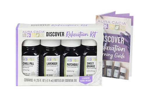Aura Cacia Relaxation Kit