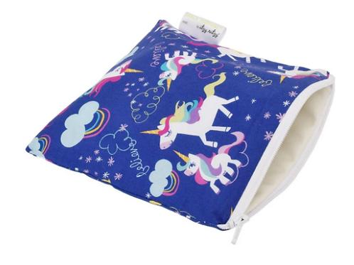 Snack Happens Wet Bag | Unicorn Dreams