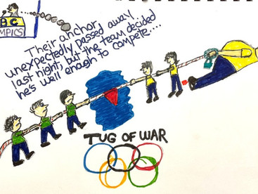 Is Tug of War an Olympic Event
