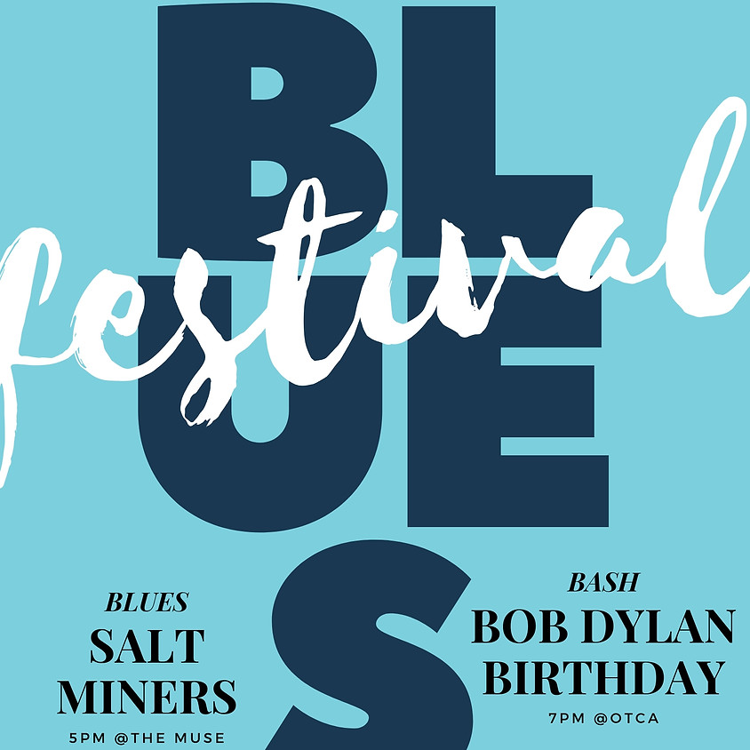 Blues Festival at The Muse and OTCA!