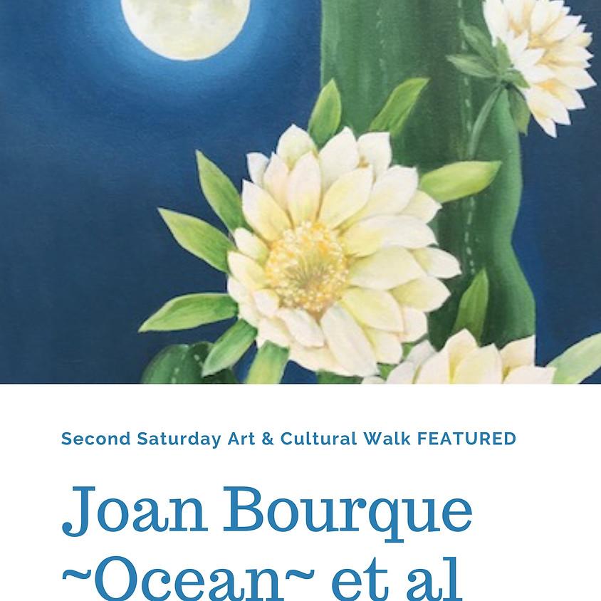 Joan Bourque, November Featured Artist