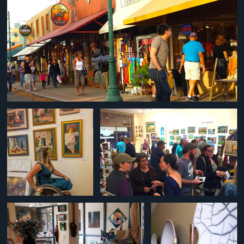 2nd Saturday Art & Cultural Walk