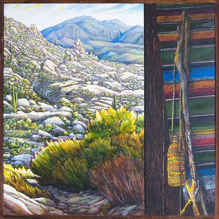 Featured Artist Aug 18th: Nancy A Michaelson!