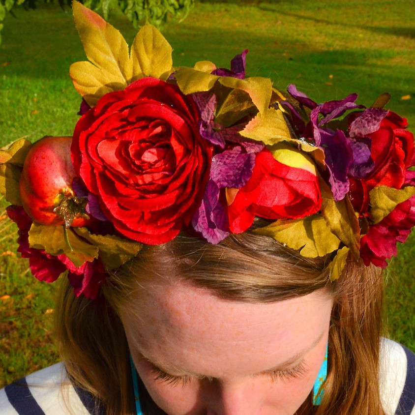 Flower Crowns with Jeremia