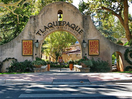 Located in Tlaquepaque Arts & Crafts Village