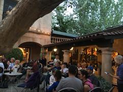 El Rincon Courtyard