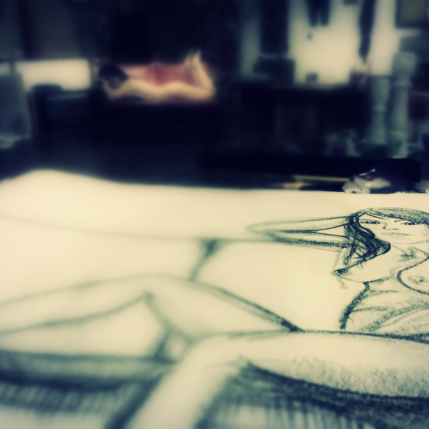 Life Drawing - 01/26/2020