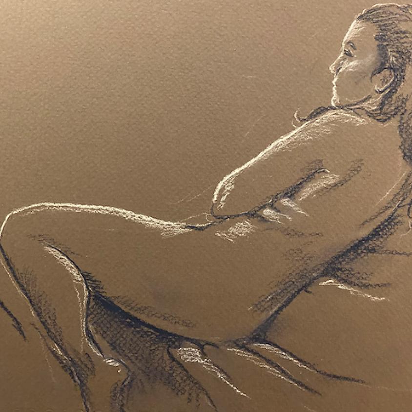 Life Drawing - 12/22/20
