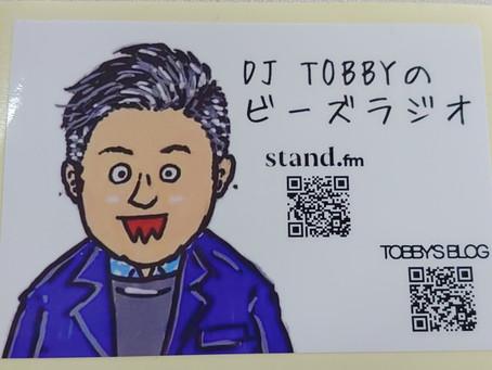 『DJ TOBBYのビーズラジオ』出演
