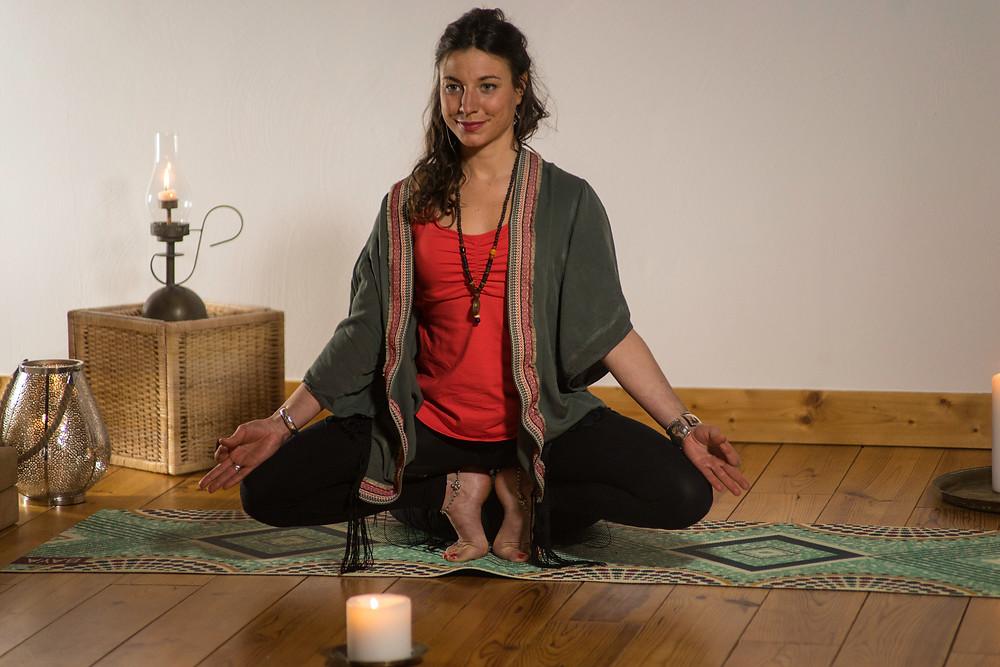 Méditation & Yin Yoga Chamonix