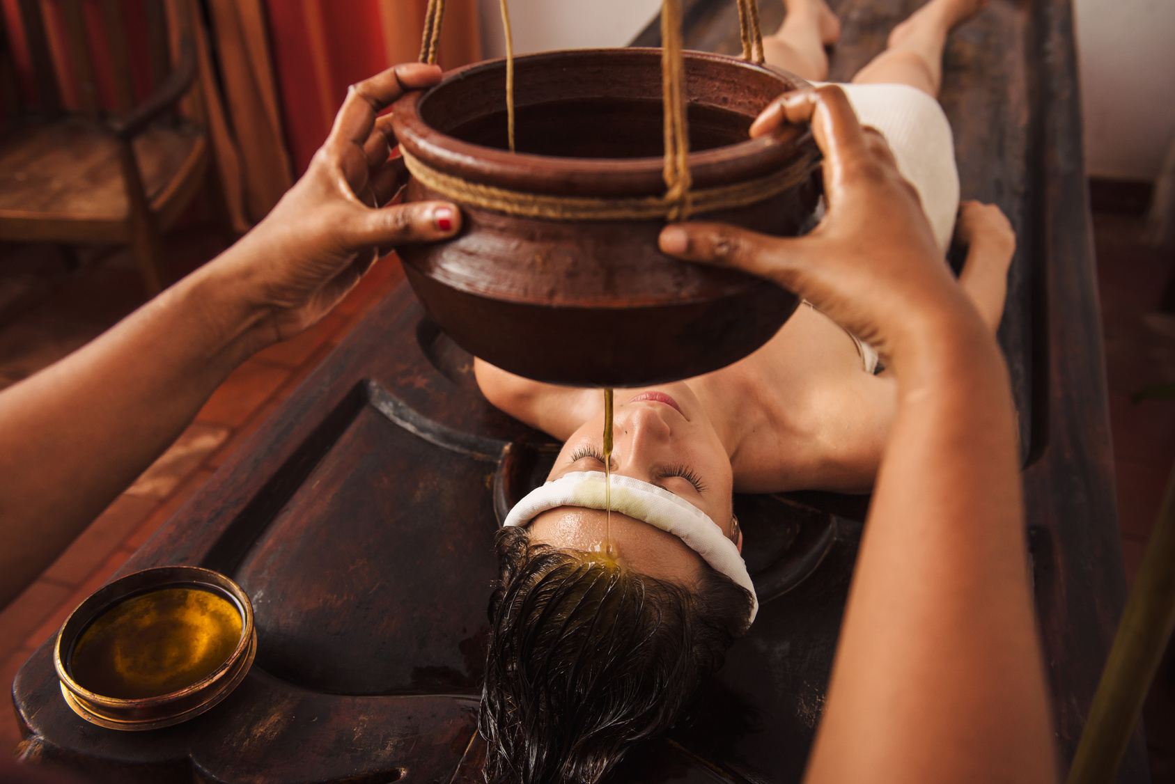Inde Du Sud Ayurvéda Yoga Méditation