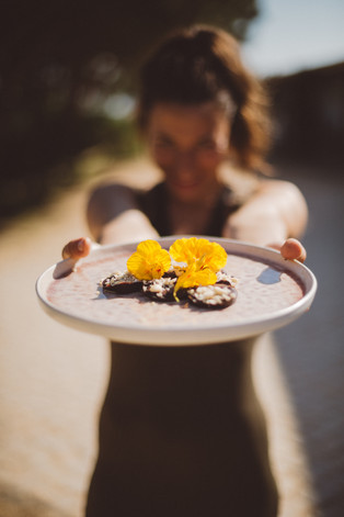CHOCOLAT CRU A LA NOISETTE
