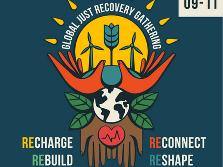 HPB to participate in 350.org's Global Just Recovery Gathering