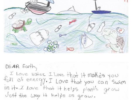 Love Letter to the Earth #5