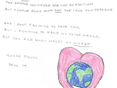 Love Letter to the Earth #8