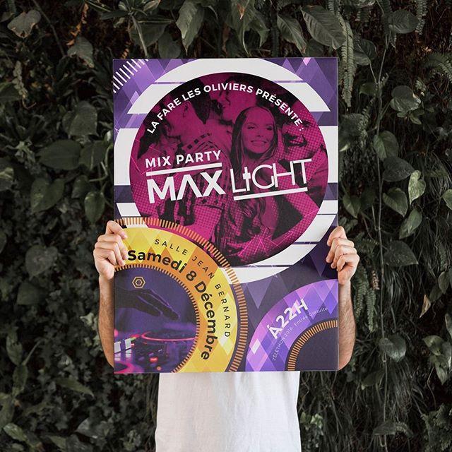 Affiche DJ