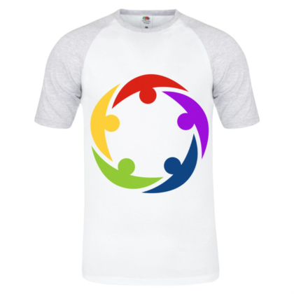 T-SHIRT HOMME À MANCHES COURTES BASEBALL FRUIT OF THE LOOM®