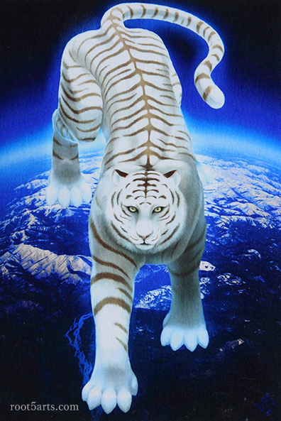 【金】白虎