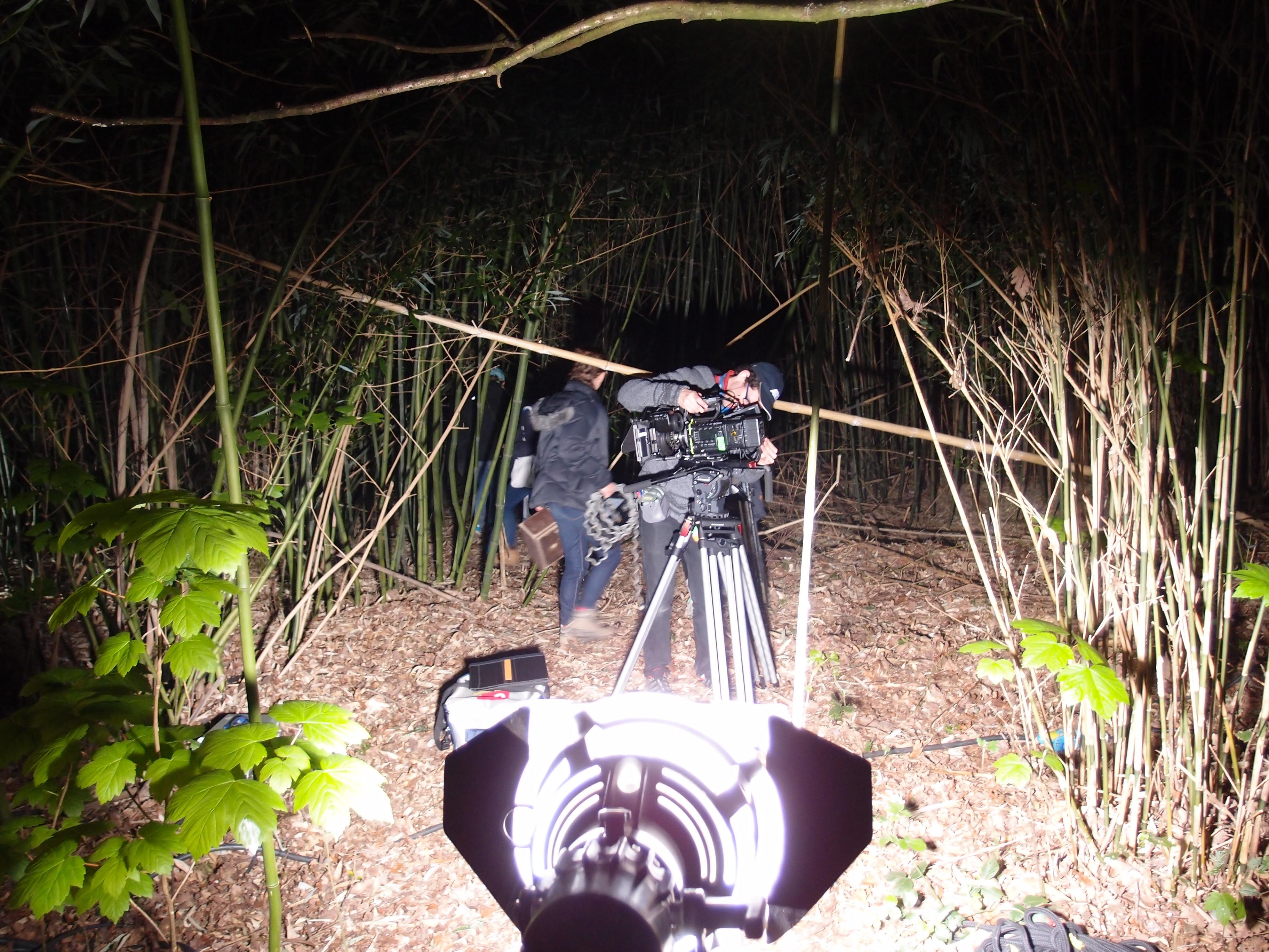 tournage nocturne