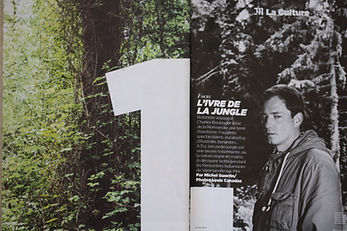 M le magazine du Monde|13.06.2014 le jardin jungle