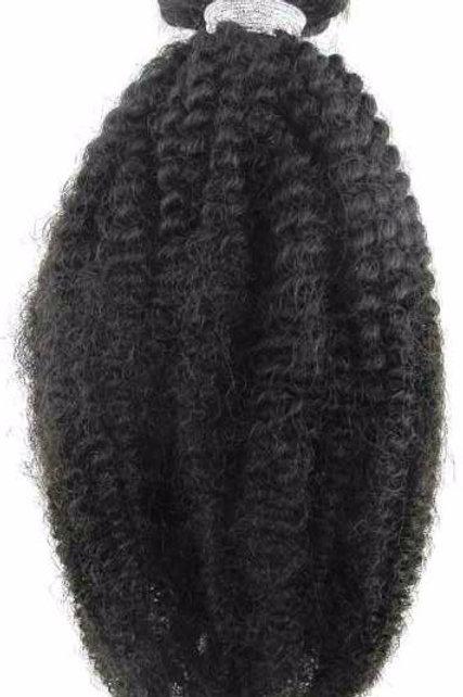 1 Bundle Afro Kinky Curly