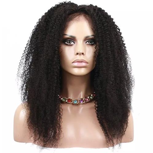 "Glueless ""Hectic Curls"" Wig 180% Density"