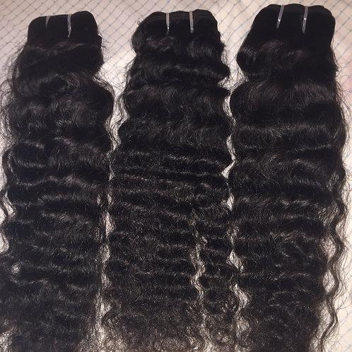 Indian Raw Curls Bundle