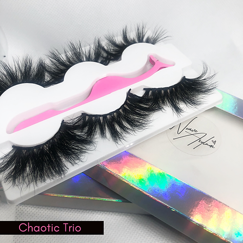 "Mad House ""Chaotic Trio"" Mink Lash Collection"