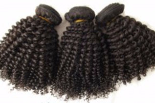 3 Bundle Deal Afro Kinky Curly
