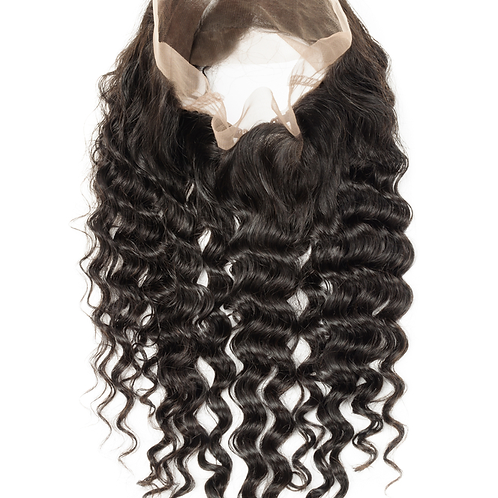 360 Pre-Plucked Lace Frontal