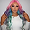 "Thumbnail: Twisted Egos ""KANDI"" Lace Front Wig"