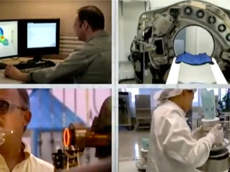 Corporate video for healthcare manufacturer